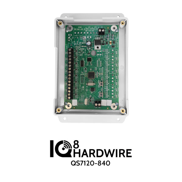 Qolsys QS7120-840 IQ Hardware 8 Wired To Wireless Converter