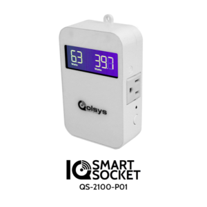 Qolsys QS-2100-P01 IQ Smart Socket