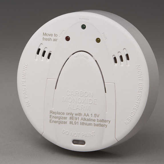 Cryptix RE613 Carbon Monoxide Detector