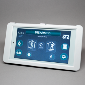 HeliTouch RE657W White Touch Screen