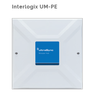 Interlogix UM-PE UltraSync Modular Hub Plastic Enclosure