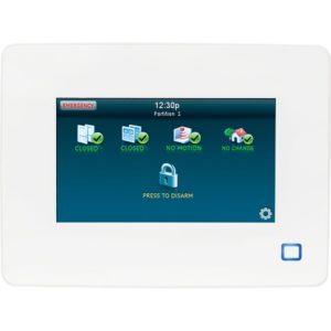 "Interlogix 60-924-3-C4TS5 Concord 5"" TouchScreen Keypad"