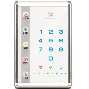 Interlogix NX-1811E NetworX Touch LED Keypad