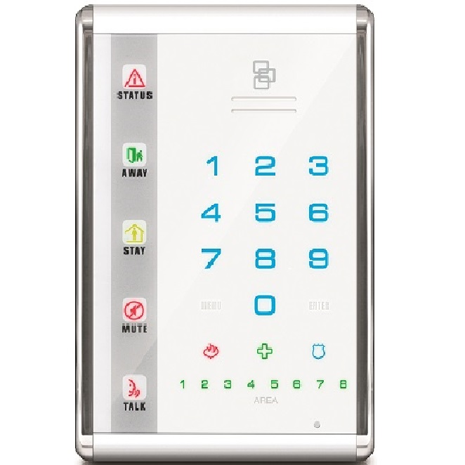 Interlogix NX-1811E NetworX Touch LED Keypad