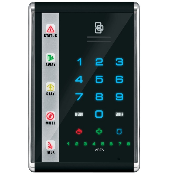 Interlogix NX-1812E NetworX Touch LED Keypad