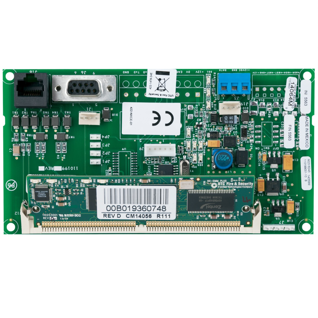 Interlogix NetworX NX-590NE Ethernet Module