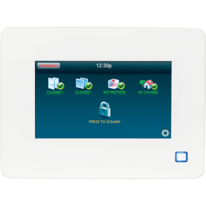 "Interlogix Simon 60-924-RF-TS5 5"" Touchscreen Keypad"