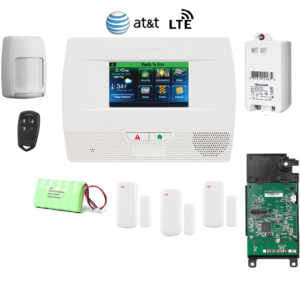 Honeywell L5210PK-LTE-A Lynx Touch L5210 Alarm Kit