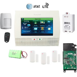 Honeywell L7000PK-LTE-A Lynx Touch L7000 Alarm Kit