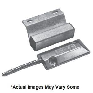 Interlogix 2202AU-L Overhead Door Floor Mount Contact w/Universal Magnet