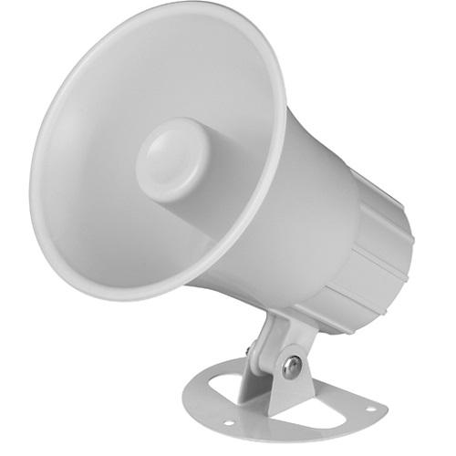 WBOX 0E-2TONESIRN Indoor/Outdoor 15 Watt 2 Tone Siren