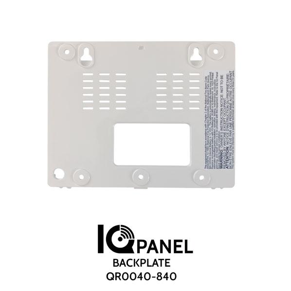 Qolsys QR0040-840 IQ Panel Backplate