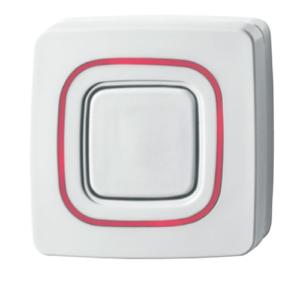 Ecolink TX-E121 Automation Action Button, Qolsys, GE & Interlogix Compatible