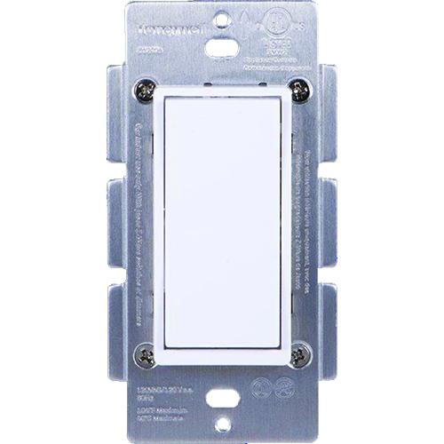Honeywell Z53WSWITCH Z-Wave Plus In Wall 3-Way Switch
