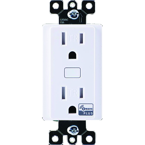 Honeywell Z5OUTLET Z-Wave Plus Duplex Receptacle Outlet
