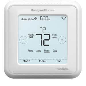 Honeywell TH6220WF2006/U Lyric T6 Wi-Fi Thermostat