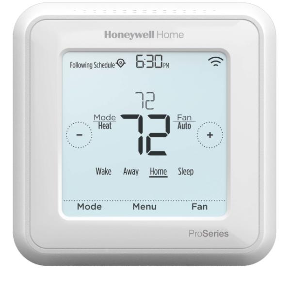 Honeywell TH6220WF2006/U Lyric T6 Wi-Fi Thermostat