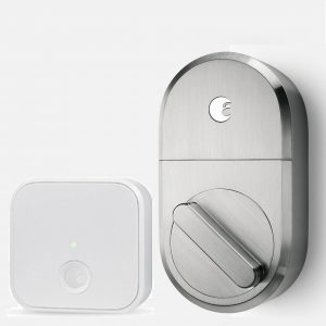 August Smart Lock Plus Connect Wi-Fi Bridge