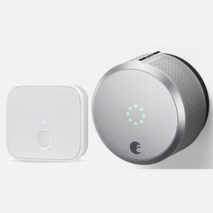 August Smart Lock Pro Plus Connect Wi-Fi Bridge