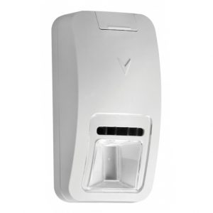 The DSC PowerG PG9974P Wireless Mirror Optic PIR Motion Detector is a vital component of a security system.