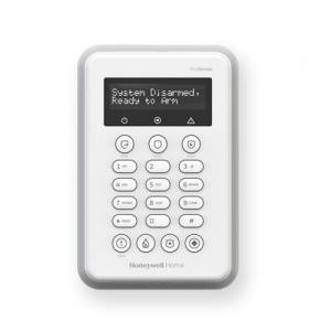 Honeywell Home PROSIXLCDKP ProSeries LCD Display Wireless Keypad
