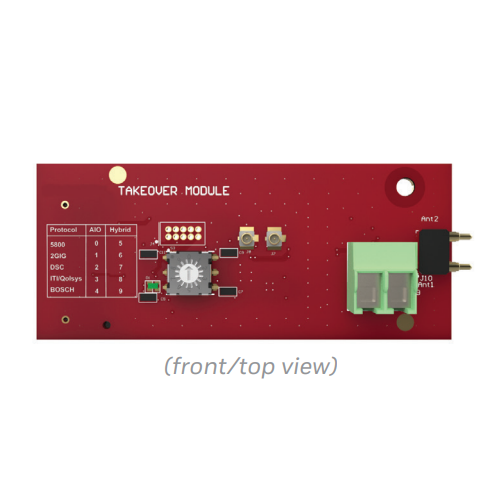 Honeywell Home PROTAKEOVER ProSeries Wireless Takeover Module