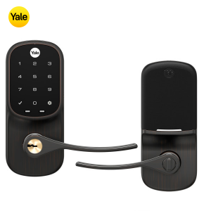 Yale YRL226-ZW2-0BP TouchScreen Deadbolt Z-Wave Lock- Oil Rubbed Bronze
