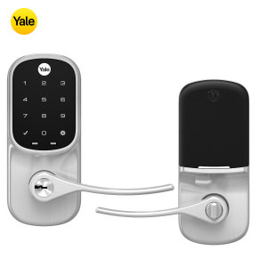Yale YRL226-ZW2-619 TouchScreen Deadbolt Z-Wave Lock- Satin Nickel