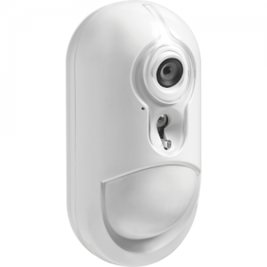 DSC PowerG PG9934P 915MHz Wireless PIR Security Motion Detector with Camera