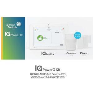 Qolsys QK9202-AK2P-840 IQ PowerG Kit (AT&T, LTE, PowerG)