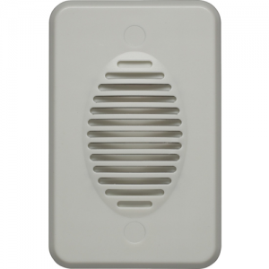 WBOX 0E-1GANGCHIM Single Gang Flush Mount Chime