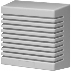 WBOX 0E-WALLSIREN 15W 2-Tone Wall Siren