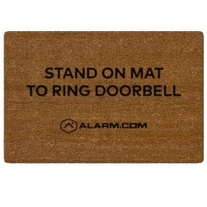 Alarm.com ADC-VDBA-MAT Video Doorbell Mat