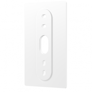 Alarm.com ADC-VDBA-WP Video Doorbell Mounting Wall Plate