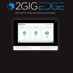 2GIG-EDG-NA-AA 2GIG EDGE Security and Automation Alarm Panel