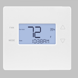 2GIG-STZ-1 2GIG Z-Wave Plus 700-series Programmable Thermostat