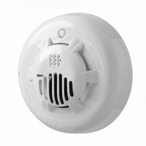 The DSC PowerG PG9933 Wireless Carbon Monoxide Detector provides early warning, to protect people from the silent threat of carbon monoxide poisoning.